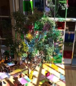 Color Blocks @ The Morgan Library