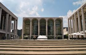 """Lincoln Center """"The Plaza"""" NYC"""
