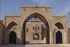 Church in Mosul, Iraq