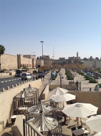 Entrance to Jerusalem Mall