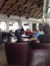 2nd restaurant