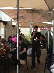 Restaurant in Mall